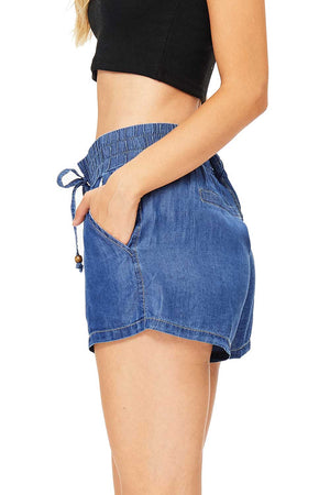 Sprinter Chambray Shorts