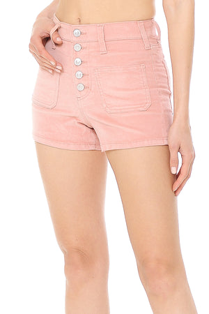 Savanna Corduroy Shorts