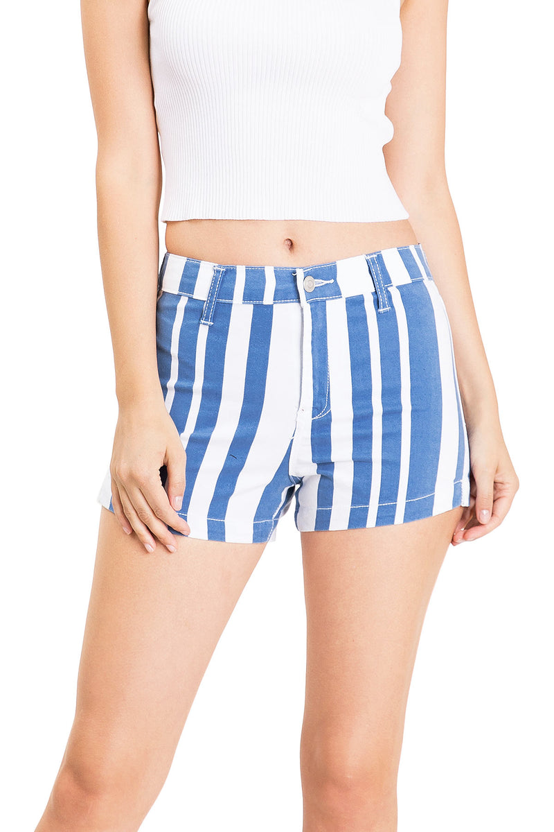 Win Streak High Rise Shorts