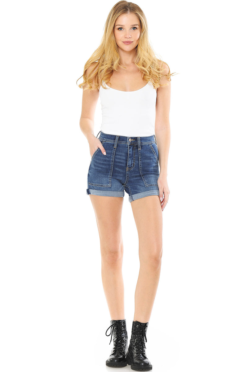 Dolly High Rise Shorts