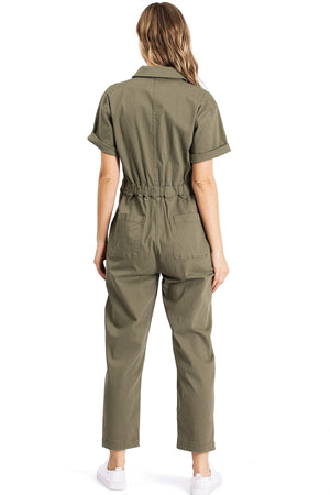 Refinery Coverall Jumpsuit