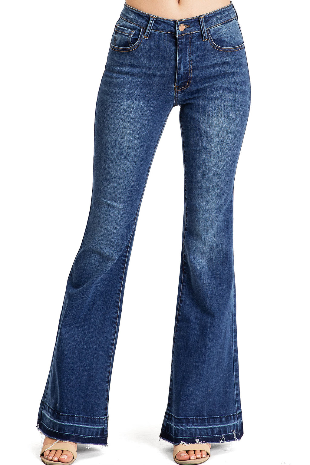 Beverly Bell Bottom Jeans