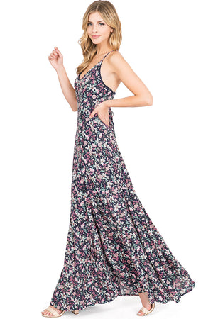 Everbloom Maxi Dress