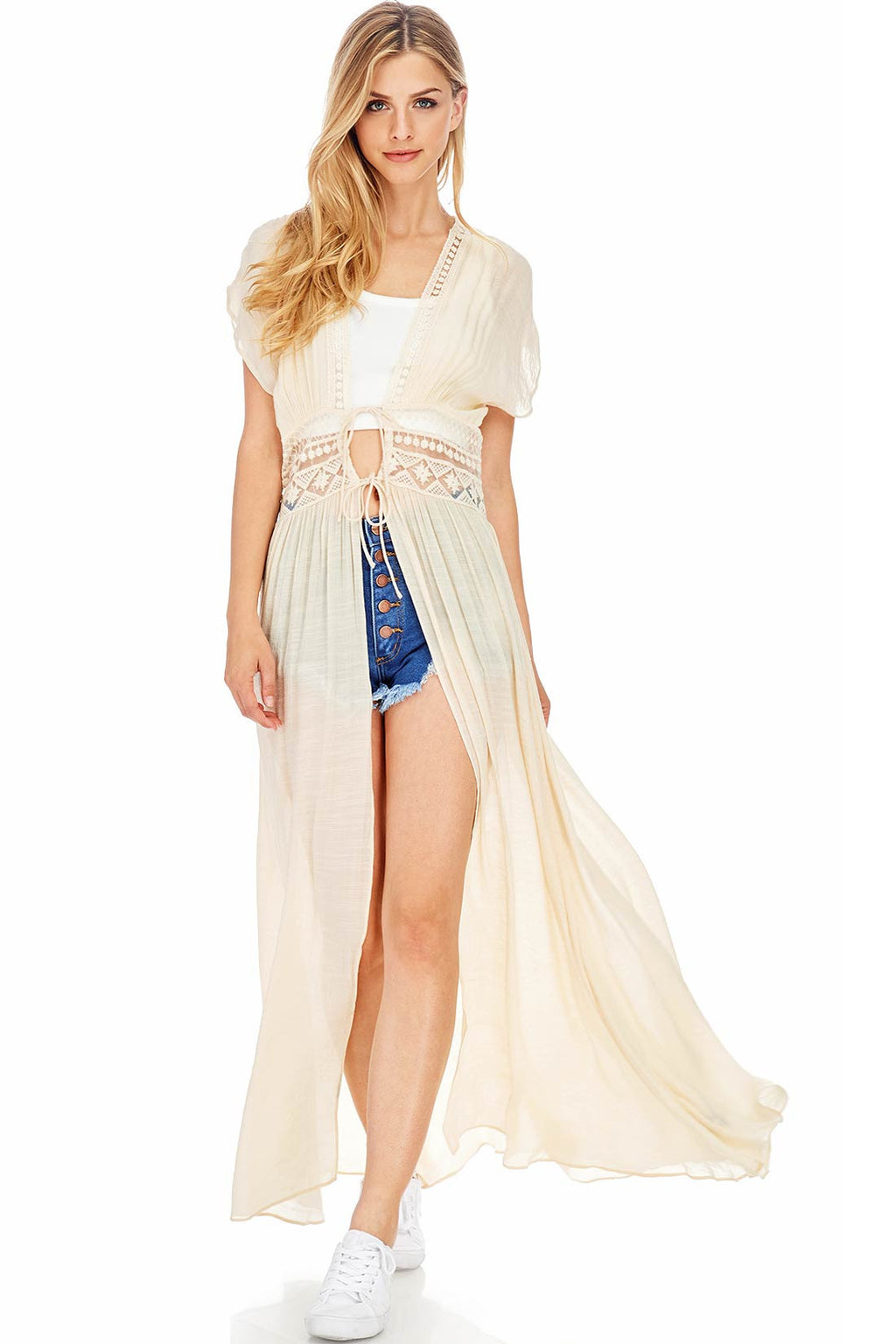 Cabana Crush Maxi Dress