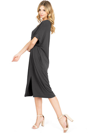 Molly Midi T-Shirt Dress
