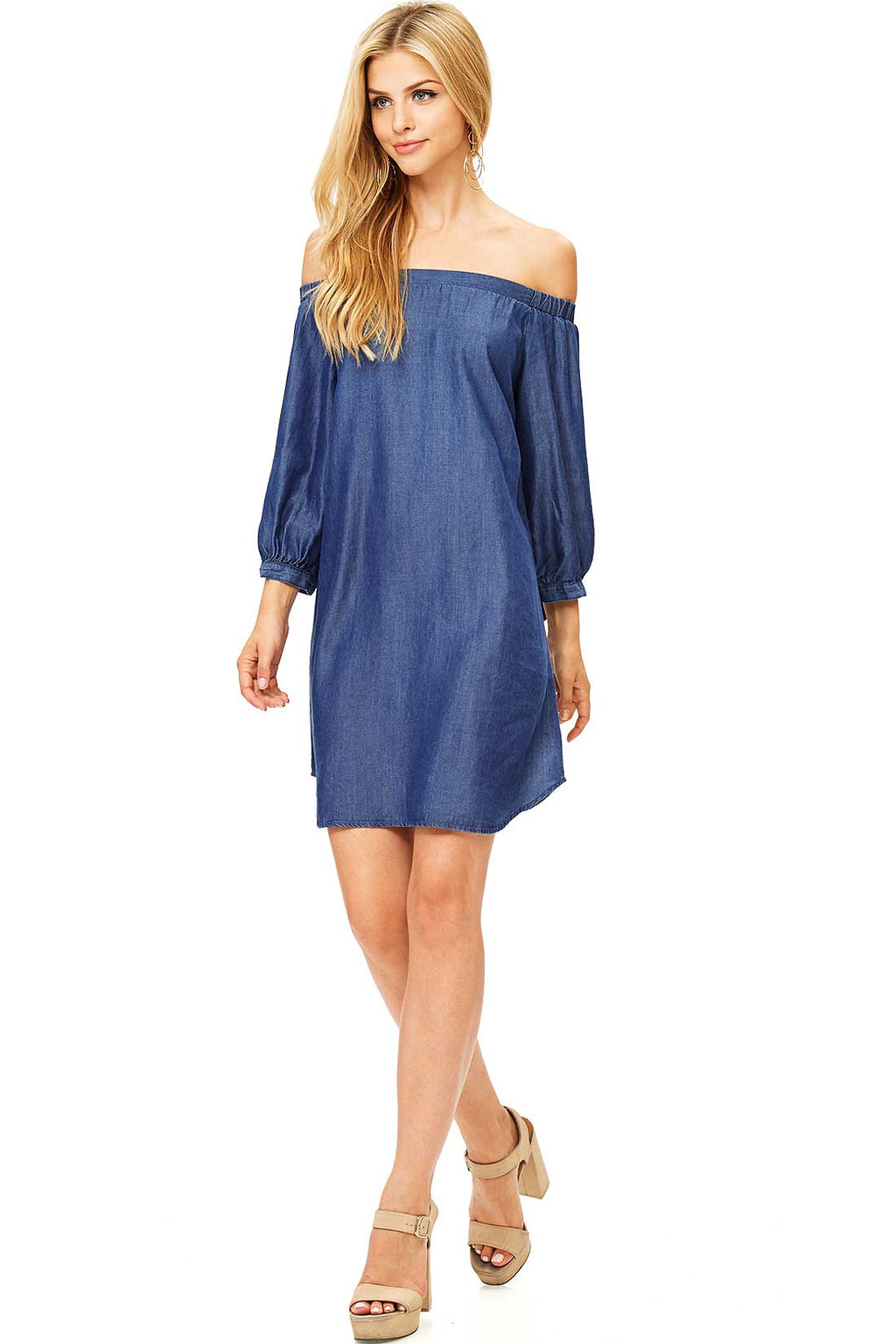 Coast Off Shoulder Dress