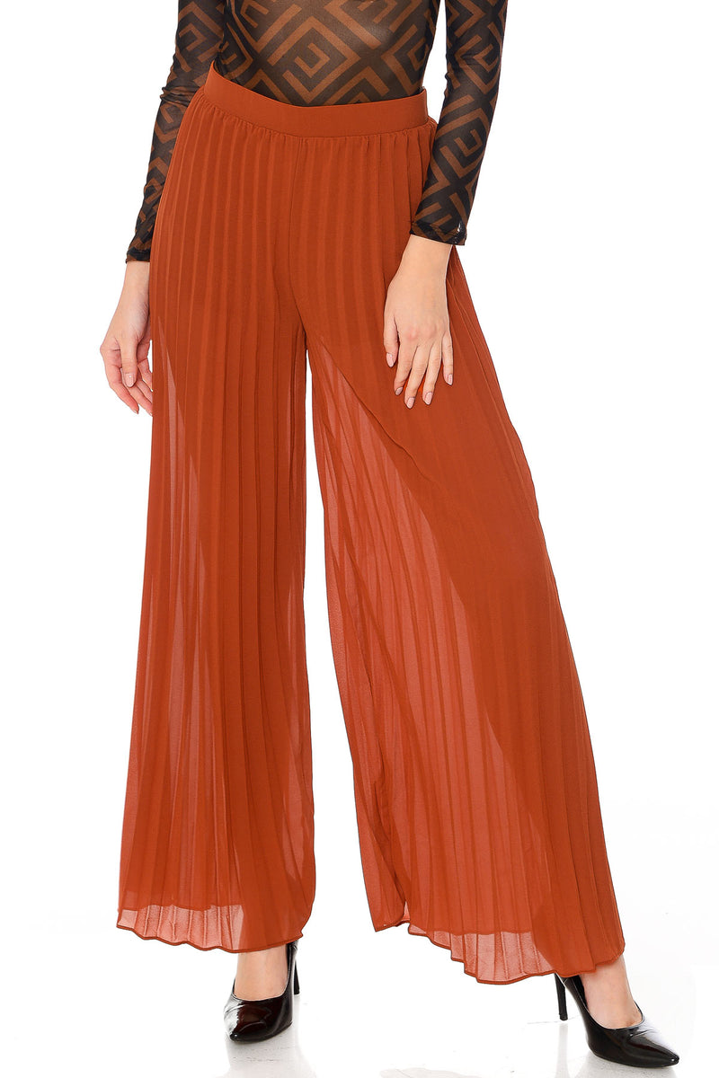 Perfect Pleat Pants