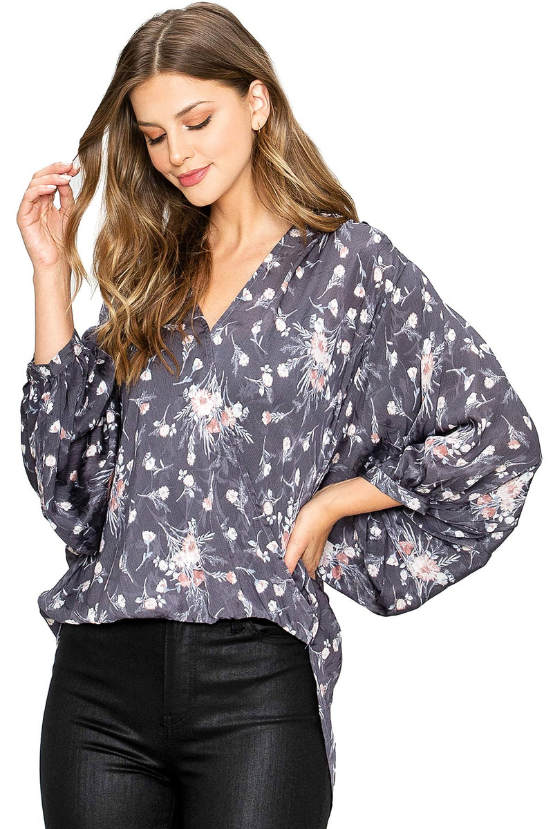 In the Wind Blouse
