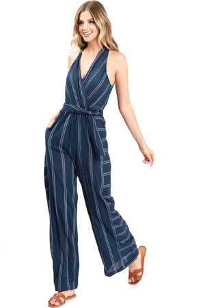South Coast Halter Jumpsuit