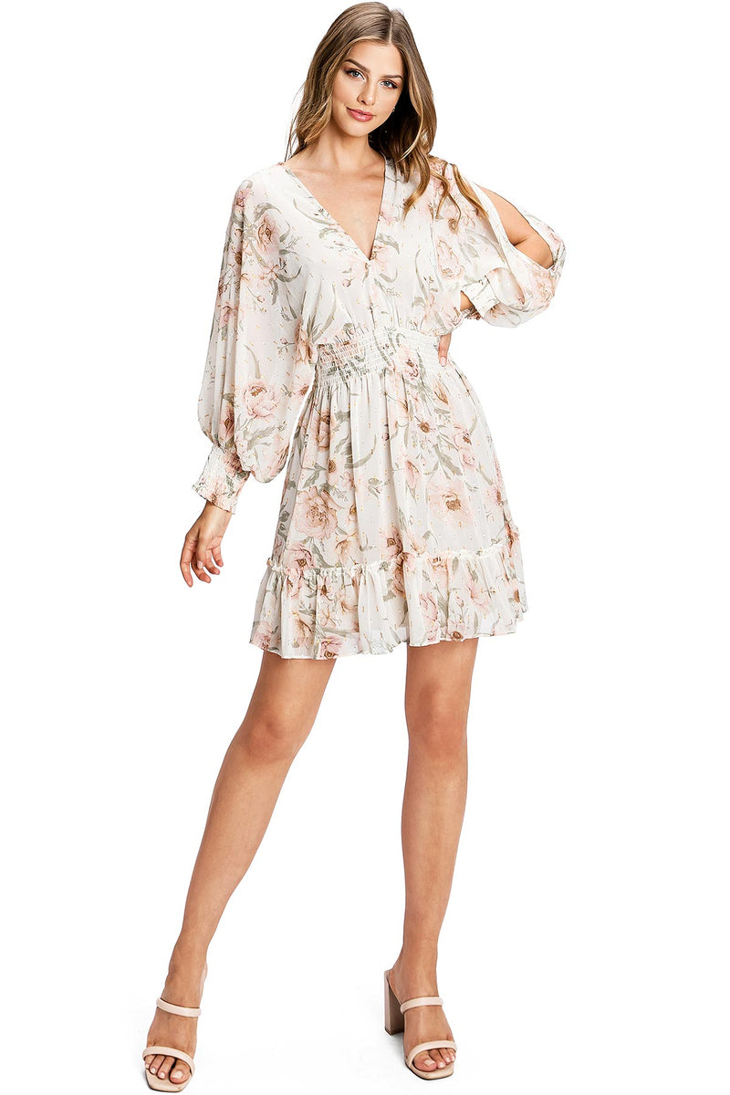 Enchanted Florals Dress