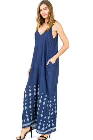 Spirit Dance Maxi Dress