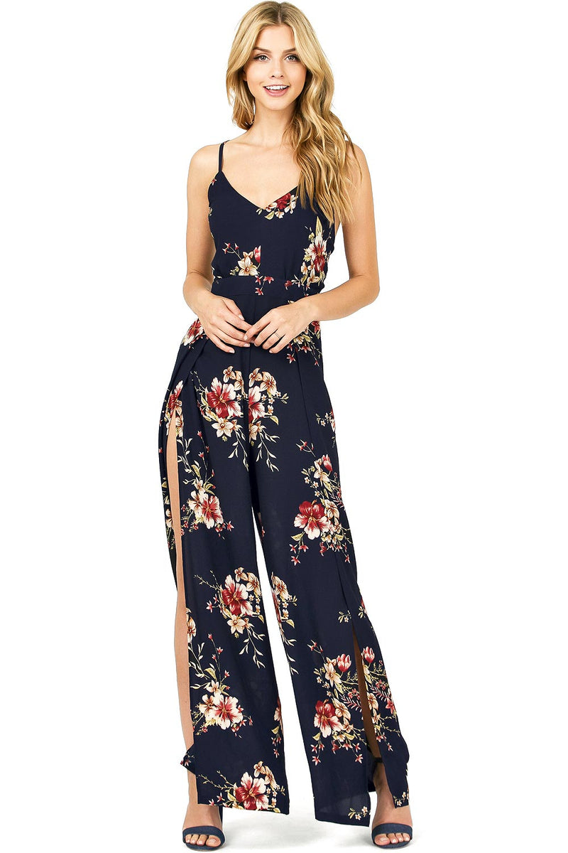 Blissful Bloom Jumpsuit