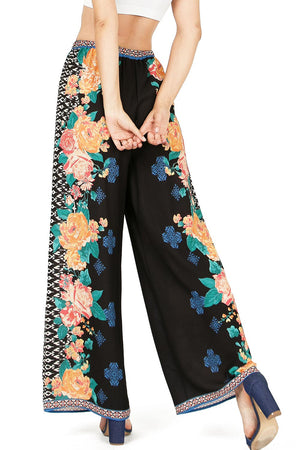 Wild Spirit Wide-Leg Pants