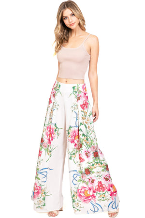 Bloom Divine Wide Leg Pants