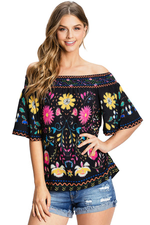 Coco Floral Blouse