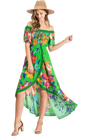 Tropic Spirit Dress