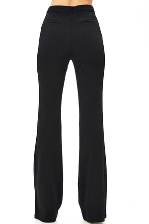 Journalist Flare Trousers