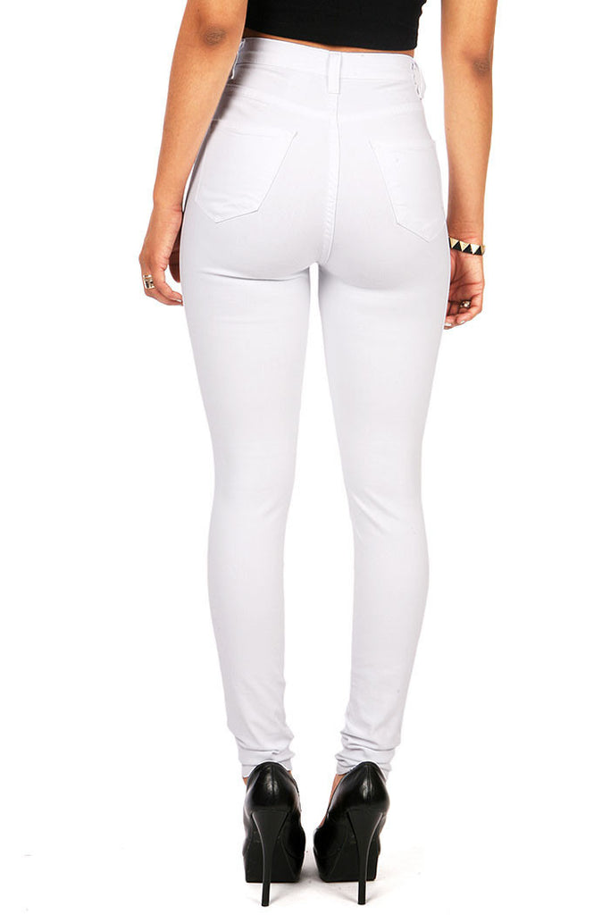 Spectrum High Waist Skinnys
