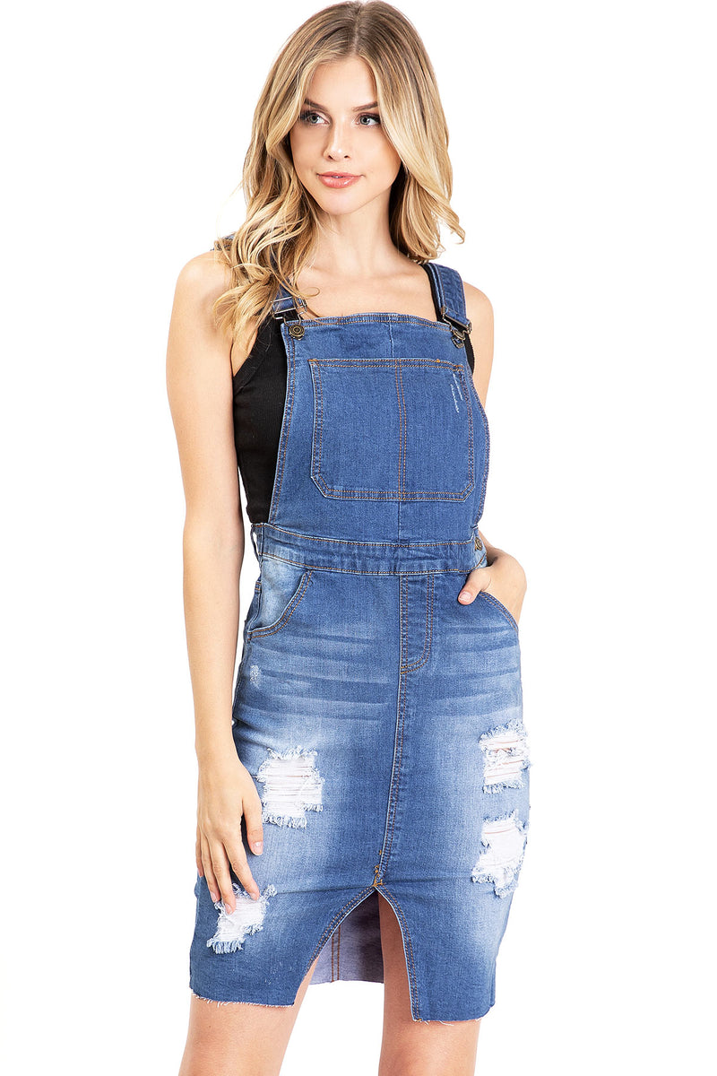 Maisie Overall Dress