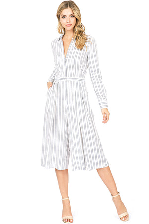 Harbor Culotte Jumpsuit