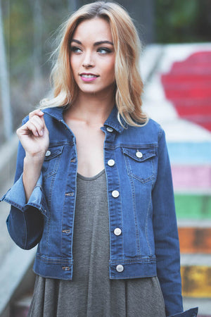 Total Denim Jacket