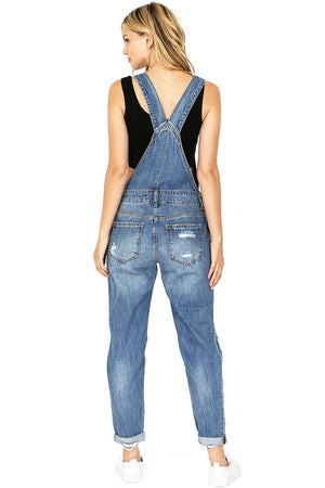 Catalyst Distress Overalls