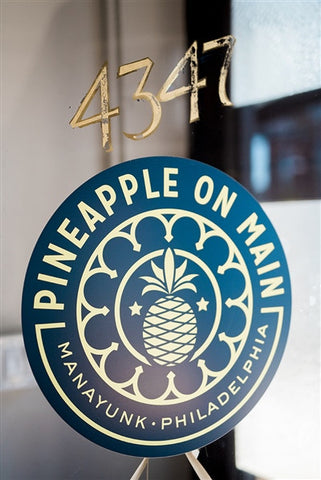 pineapple on main