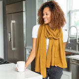 Organic Cotton Dreamsoft Blanket Scarf