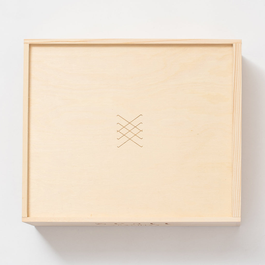 Wood Gift Box - Small