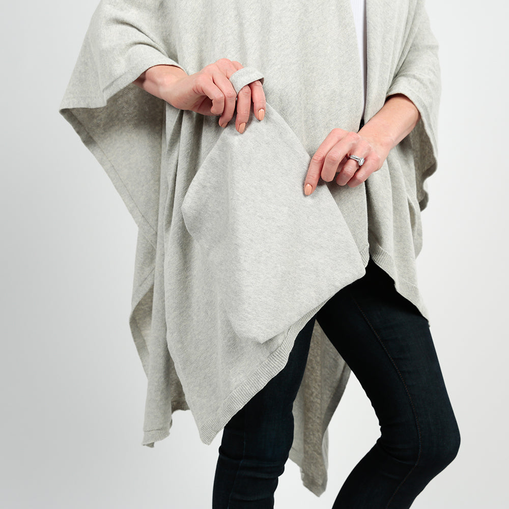 Organic Cotton Lightweight Blanket Wrap