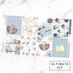 Cafe Ultimate Sticker Kit For the Vertical ECLP