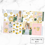 Sunshine Ultimate Sticker Kit For the Vertical ECLP