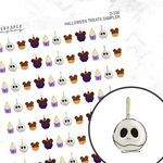 Halloween Treat Sampler Deco Sticker Sheet