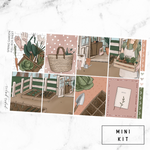 Spring Garden Mini Sticker Kit For the Vertical ECLP