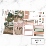 Spring Garden Micro Sticker Kit For the Vertical ECLP