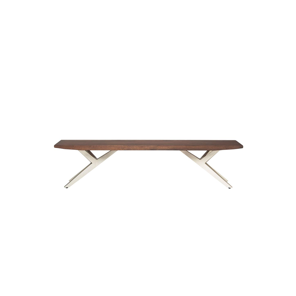 Air Loft Bench Dark Brown