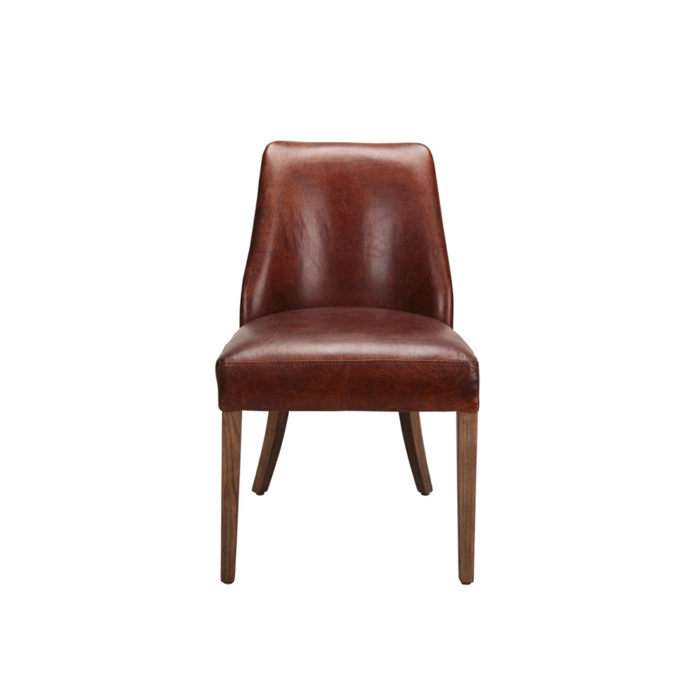Fiona Leather Dining Chair