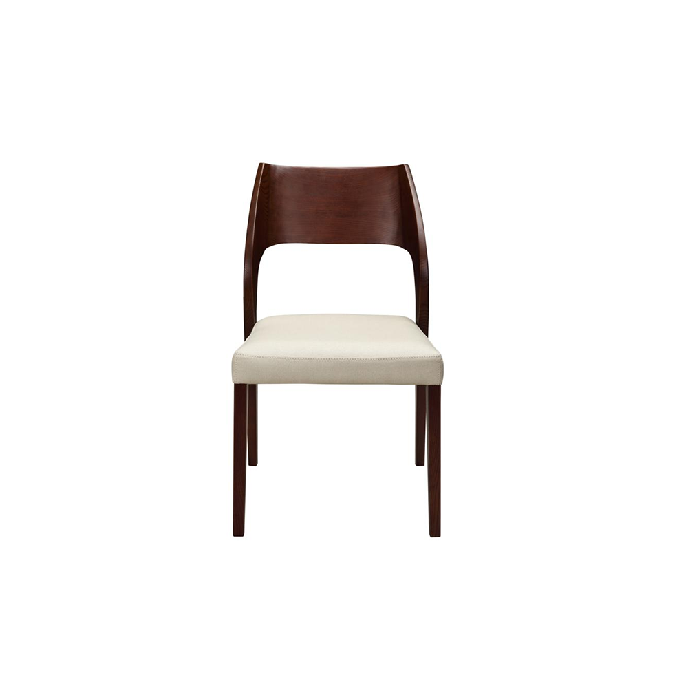 Marcelle Leather Side Chair