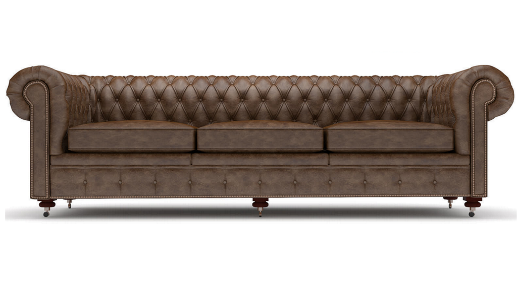 "Essex Rough 109"" Sofa"