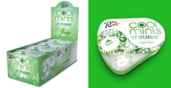 Cool Spearmint Mints