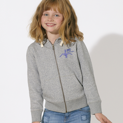 MT Performers - BG Children's Voyages - Zipped Hoodie