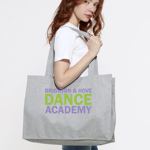 BHDA - Kit Bag - Denim Dance Bag
