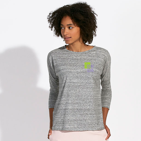 BHDA - BG Turns - Womens 3/4 Sleeve Tee