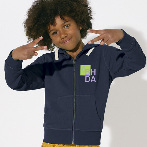 BHDA - BG Children's Voyages - Zipped Hoodie