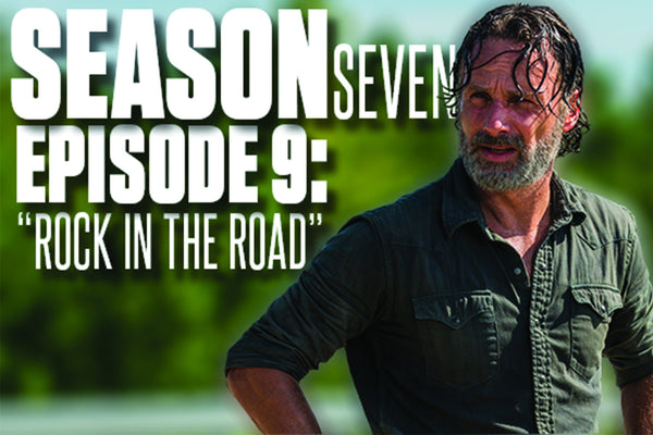 'The Walking Dead': Top 5 moments from 'Rock in the Road'!