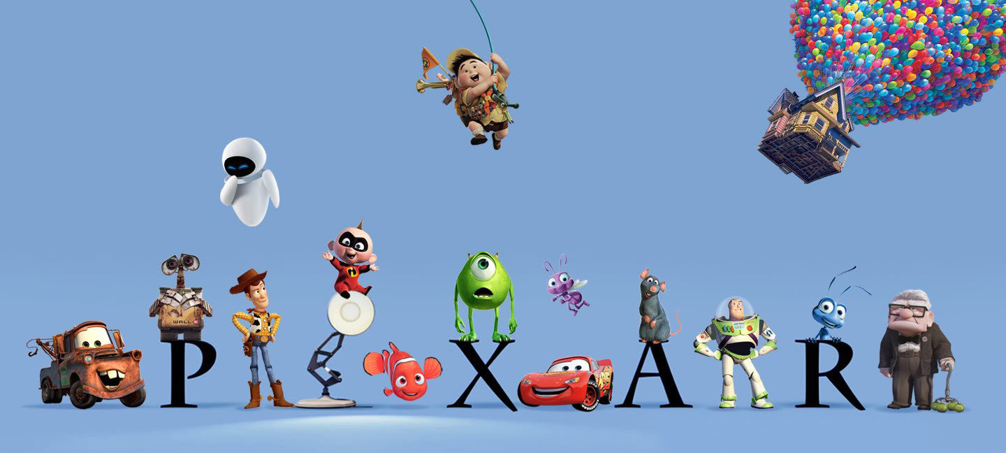 Happy Birthday Pixar!