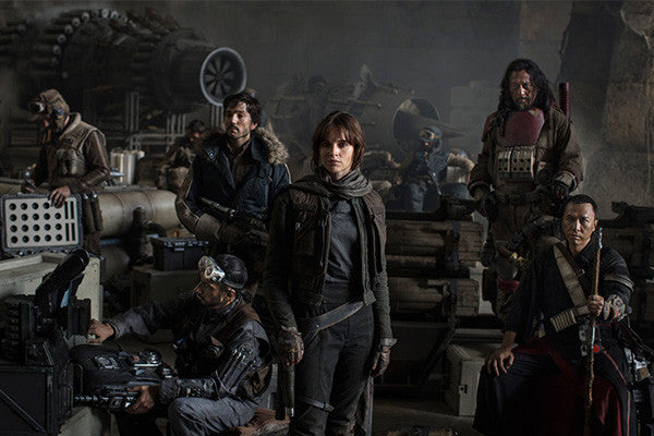 Rogue One - Revelations and Deleted Scenes
