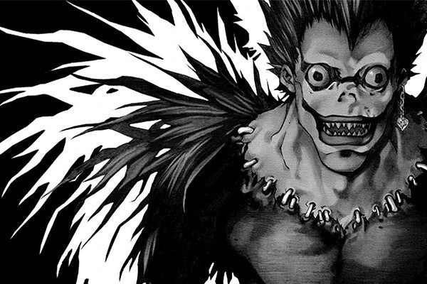 A Guide To Death Note Before Netflix S Movie Silly Punter