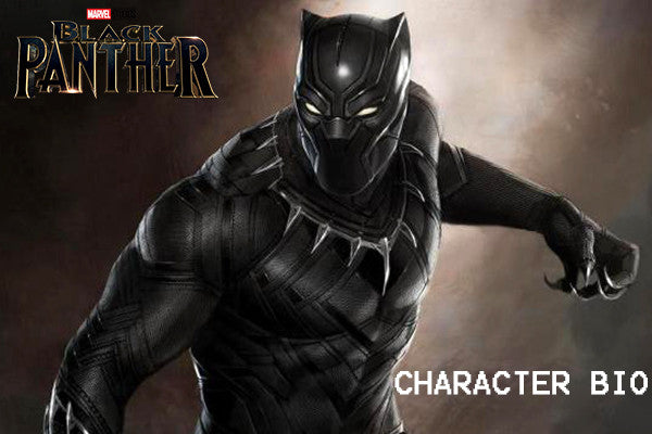CHARACTER BIO - THE BLACK PANTHER