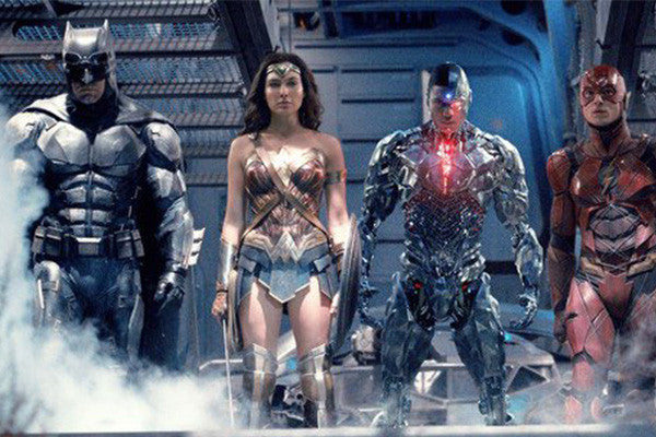 'Justice League' Teaser Trailers Recruit Wonder Woman, Cyborg; They Join Batman, Aquaman & The Flash